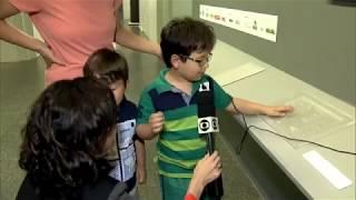 TV Globo   Pinacoteca Exposição Transver