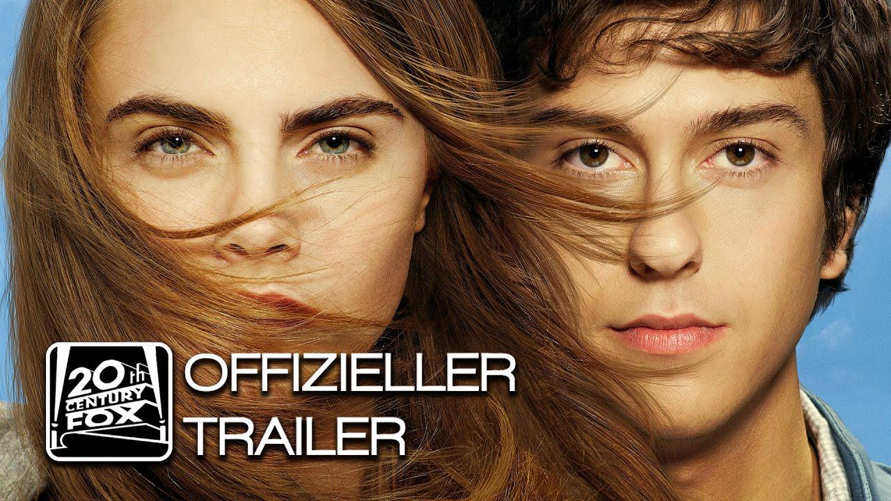 Margos Spuren | Offizieller Trailer #1 | Deutsch HD | John Green | Paper Towns | alt