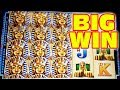 PERFECT CASINO DAY ★ BIG WIN ★ SLOT MACHINE BONUS GAMBLING