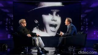 Elton John funny interview moments compilation