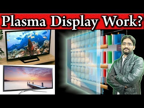 What is Plasma Screen? How do Plasma Screens Work? Plasma Di