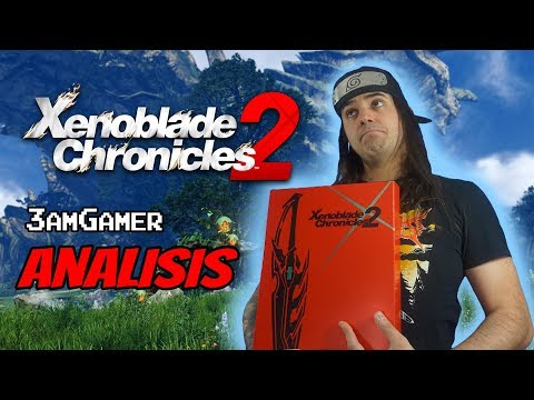 Xenoblade Chronicles 2 🎮⛩ SWITCH ANALISIS en ESPAÑOL | 3amgamer