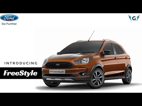 Ford Freestyle 2018 Official Video - Trailer, Introduction, Commercial