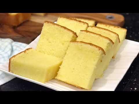 Hot Thai Kitchen Caramel Custard Cake Recipe