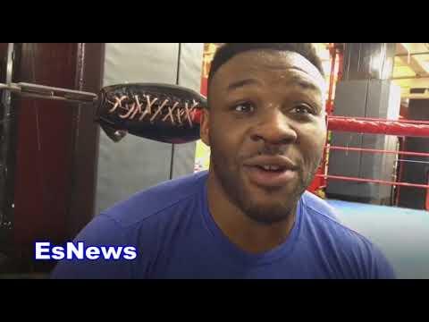 Big Baby Miller Reaction To Wilder Turning Down 12 Million To Fight Joshua Es Boxing