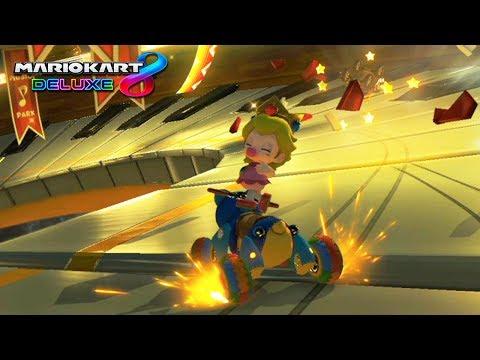 MARIO KART 8 DELUXE: ¡LA COMBINACIÓN MÁS INFANTIL! | Nintendo Switch