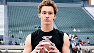 one of the top qbs from class of 2021