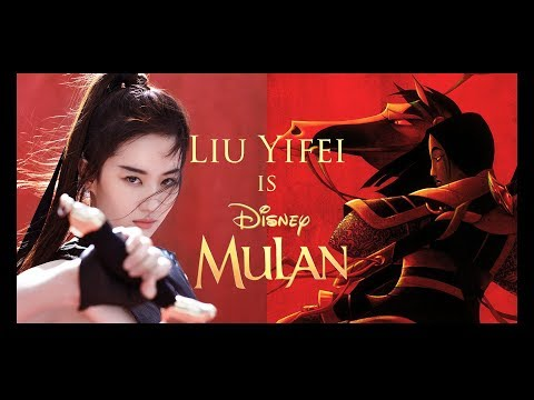 Disney's Mulan Live-Action Cast: Crystal Liu