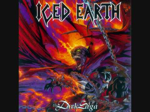 Iced earth the suffering slave to the dark