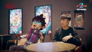 Download Mp3 Pelakon-pelakon Suara Dalam Boboiboy The Movie 2