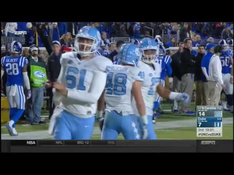 North Carolina Tar Heels at Duke Blue Devils in 30 Minutes - 11/10/2016