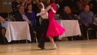 Open World Juvenile U12 Ballroom Final