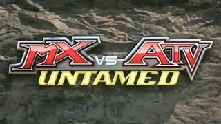 MX VS ATV UNTAMED (Free Ride Gameplay)