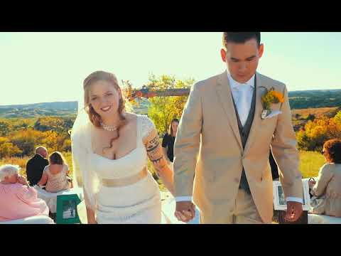 Aaron and Emily Wedding-Emily Hackett Take My Hand