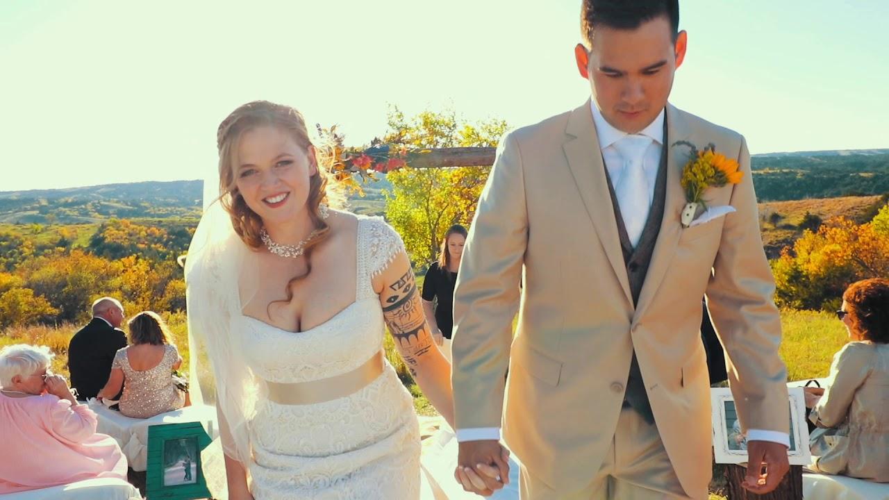 Emily and aaron wedding