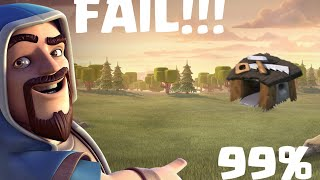 SO KNAPP! - Clankrieg-Bauhütten-Fail || Clash of Clans || Let's play CoC [Deutsch/German]