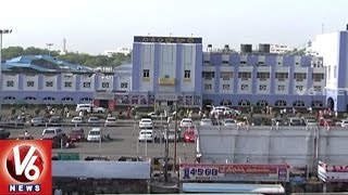 Public Facing Traffic Problems Near Secunderabad Railway Station | V6 News