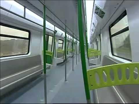 Makkah Metro Train