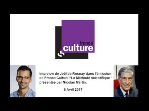 La Méthode scientifique - Joël de Rosnay