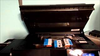 HOW TO CHANGE YOUR INK IN YOUR HP OFFICEJET PRO 6830 PRINTER