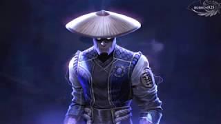 MK11 Raiden ENDING (Mortal Kombat 11 Raiden Klassic Tower ENDING)