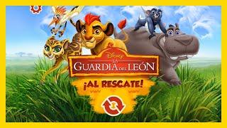 La Guardia del León: ¡AL RESCATE! | Nuevo juego Oficial (VÍDEO COMPLETO) | Disney Junior