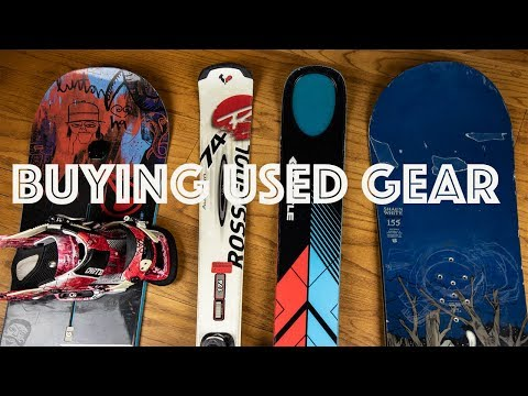 Buyer Beware! How To Buy USED GEAR