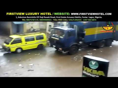 How Flood Swept Cars Today In Onitsha Biafra Land