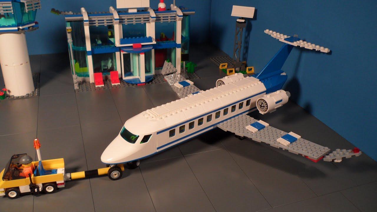 Lego City Passenger Plane 3181