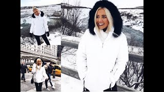 VLOG | Visiting NYC & Iceland | MADISON WOOLLEY