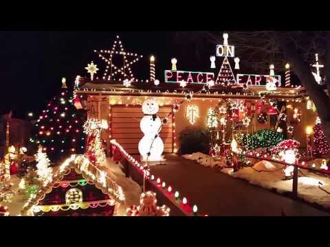 Christmas Lights Denver Metro Colorado