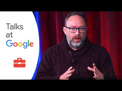 "Jimmy Wales & Orit Kopel: ""Wikimedia, WikiTribune, and Combating Fake News"" 