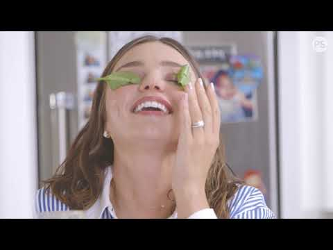 Miranda Kerr  Popsugar Supermodel Beauty Hacks September2017
