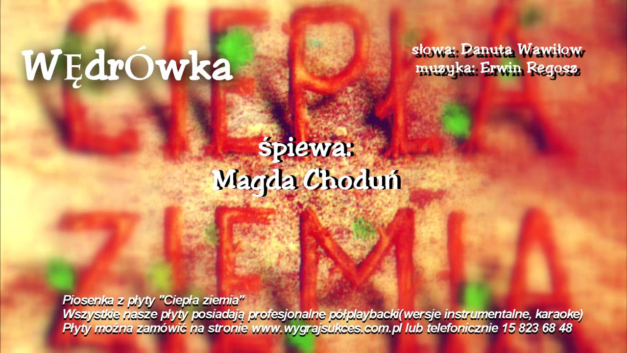 Wędrówka Magda Choduń