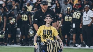 Purdue Shocks #2 Ohio State, Honors Superfan Tyler Trent | Stadium