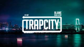 Video Ekali & Zhu - Blame download MP3, 3GP, MP4, WEBM, AVI, FLV September 2018