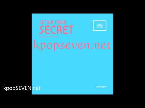 [MP3/DL] Secret - YooHoo [4th Mini Album Letter From Secret]