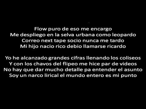 Arcangel Ft Ñengo Flow - Ayer Escuche Una Voz (Letra) ✓