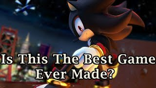 Is Shadow The Hedgehog The Best Game Ever?