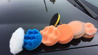 $7 eBay polishing pads