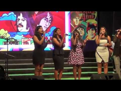 The Diva Collective & Soul Sync Band - Beatles Medley ( Because/Eleanor Rigby & Paperback Writer)