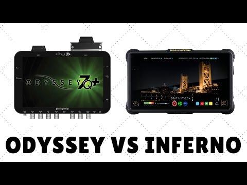 Shogun Inferno VS Odyssey 7Q+ WYZURD LABS