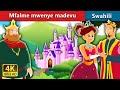 Mfalme mwenye madevu   Hadithi za Kiswahili   Katuni za Kiswahili   Swahili Fairy Tales