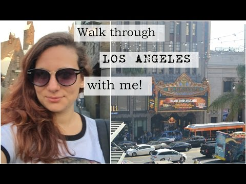 Travel vlog #4: LOS ANGELES, California USA | 1SE