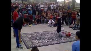 competencia de break dance en santa rosa de copan honduras
