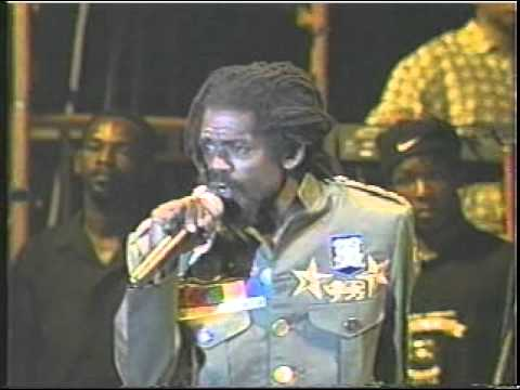 Freddie McGregor, Dennis Brown & Sugar Minott & Cocoa Tea   Jamaica 1996