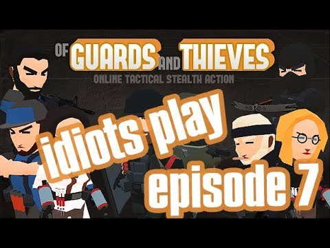 Of Guards and Thieves - Shank-2-Soccer