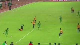 Alex Iwobi's goal that sends Nigeria to Russia 2018