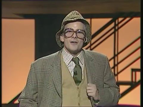 Chris Barrie as Jim Callaghan on Saturday Live (Impressions)