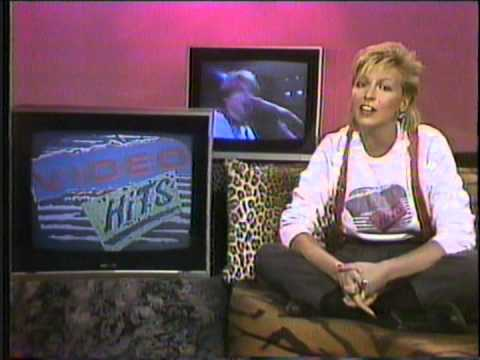 Video Hits on CBC featuring Samantha Taylor - 1985 - YouTube